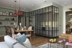 separation en verre cuisine salon 1001 idées pour la cuisine ouverte avec verrière
