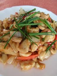 de cuisine thailandaise poulet noix de cajou picture of atelier de cuisine thailandaise