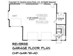 Craftsman Garage With Apartment Plan Craftsman Garage Apartment Plan Gar 781 Ad Sq Ft Small Budget