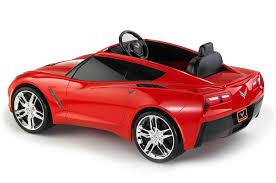 corvette power wheels power wheels builds a 2014 chevrolet corvette stingray for