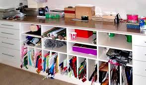 Craft Room Closet Organization - closet works craft room ideas for art studios and craft rooms
