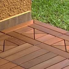 accessory for eco deck wood outdoor interlocking decking tiles