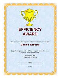 printable award certificate templates sampleprintable com