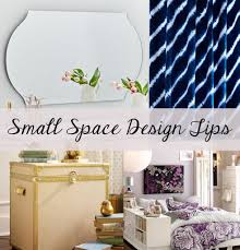 how to make space small space design tips