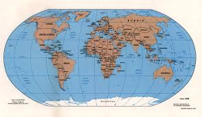 Colorado Political Map by Maps Of The World World Maps Political Maps Geographical Maps