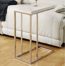 accent sofa table 23 modern slide under the sofa side tables vurni