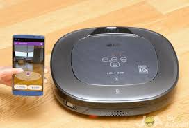 home cleaning robots use android to automate home cleaning