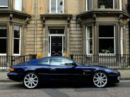 rare aston martin used aston martin db7 coupe 5 9 vantage 2dr in edinburgh