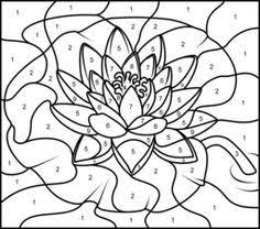 color number adults coloring pages crafts