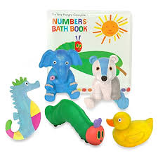 Bed Bath And Beyond Toys Eric Carle Very Hungry Caterpillar Bath Book And Squirty Gift Set