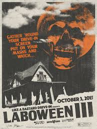 halloween iii remake the horrors of halloween laboween iii poster art by johny bekavac
