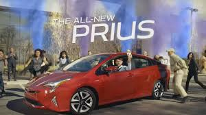 current toyota commercials 2016 toyota prius stars in new super bowl commercial video