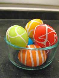 how to dye easter eggs with silk ties beautiful awesome and how