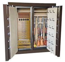 Gun Cabinet Specifications Gun Safe Options U0026 Interiors By Sportsman Steel Safes