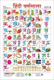 amazon com spectrum laminated pre learning hindi