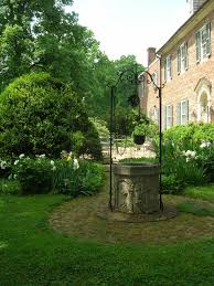 Pronunciation Of Patio A Closer Look At The Gardens Of Stemmer House In Maryland Fine