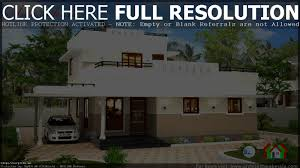 3 bed room 1500 square feet house plan architecture kerala 1400