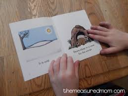free early reader books about animals that hibernate the