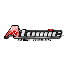 atomic classic bumper pool table atomic classic bumper pool g02251aw game table