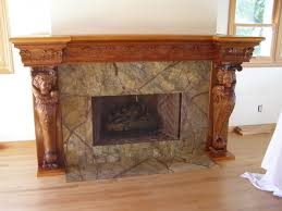 smothery rustic fireplace mantelsquick easy also secure mounting