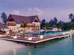 hotel in kooddoo island mercure maldives kooddoo resort