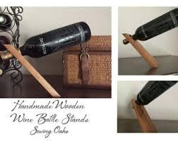 balancing wine rack etsy