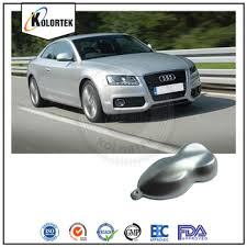 kolortek metallic silver powder coating paint car paint colors
