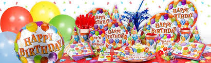 birthday party supplies birthday balloons party supplies decorations and ideas
