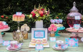 Mother S Day Decorations Kara U0027s Party Ideas Mother U0027s Day Afternoon Tea Party Dessert Table