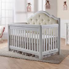 Convertible White Crib Cristallo Convertible Crib In Vintage White Granddaughter