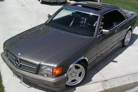 mercedes 560 sec coupe for sale conosur ca 1991 mercedes 560sec s photo gallery at cardomain