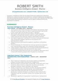 Business Intelligence Analyst Resume 100 Cognos Tm1 Resume Ultimate Resume Free Resume Writing