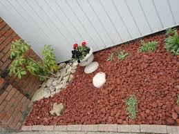 Lava Rock Garden Vigoro 0 5 Cu Ft Decorative Lava Rock Lava Rock And