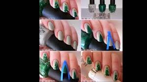 nail art designs step by step at home without tools easy and