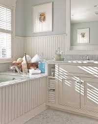 Bathroom Beadboard Ideas Fresh Black And White Bathrooms With Beadboard 9604