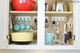 kitchen cupboard organization ideas organized baking cabinet
