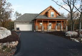 House With Garage Log Cabin Home Kits Killington Log Cabin Home Kit