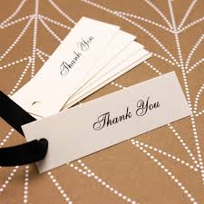 thank you tags thank you hang tags 50 pcs rectangle hang tags and stickers