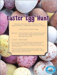 ag e angle cuisine easter egg hunt will be saturday march 26 at angle lake park