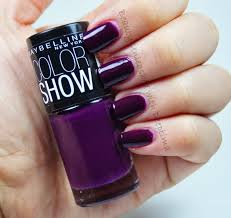 simply deeptima beauty and lifestyle blog maybelline colorshow