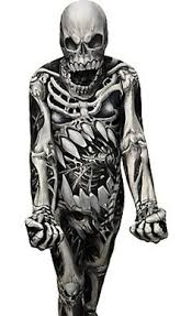 Scary Halloween Costumes Boys Gorilla Morphsuit Costume Morphsuits Costumes