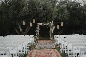 Boho Rugs Bohemian Wedding At The Parker Palm Springs Erica Steven