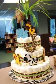 best 25 jungle diaper cakes ideas on pinterest animal theme