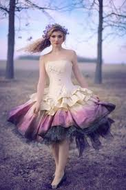 dip dye wedding dress best 25 dip dye wedding dress ideas on dip dye skirts