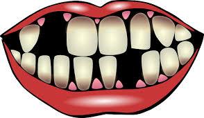 Missing Teeth Meme - make meme with missing teeth clipart
