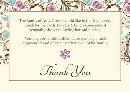 bereavement thank you cards sayings for thank you cards after funeral now friendship