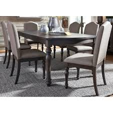 liberty dining room sets liberty furniture catawba hills dining 7 piece table with leaf