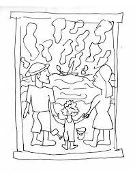 folk art mary sketch drawings