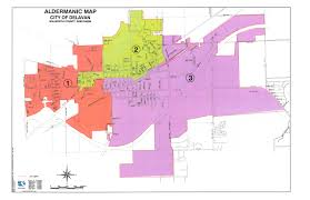 Wisconsin City Map by Voting Election U2013 City Of Delavan