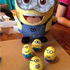Printable Decorations For Easter by Printable Minion Egg For Easter Easter Egg Crafts For Kids Diy